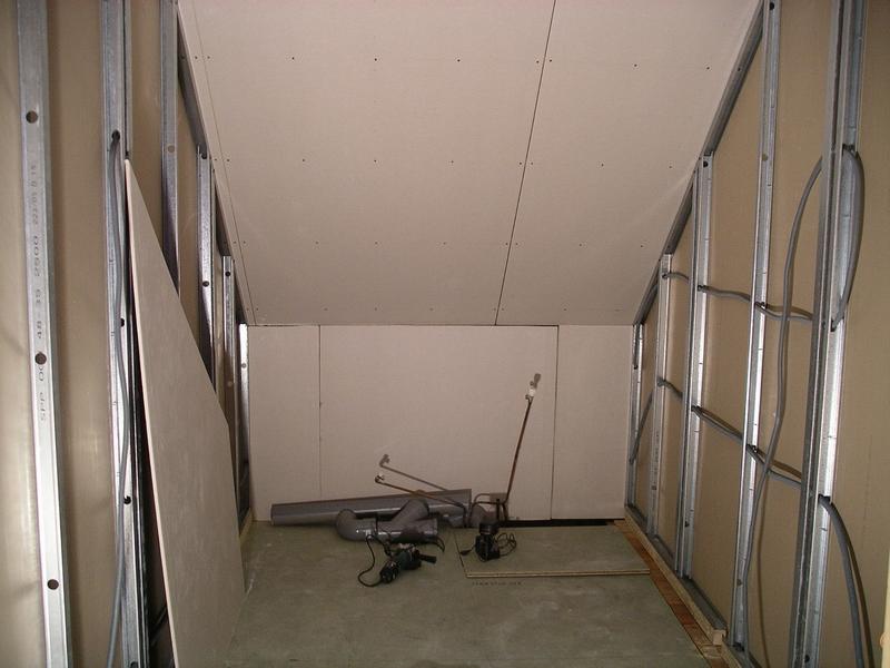 La reconstruction premi re partie - Une araignee dans la salle de bain ...